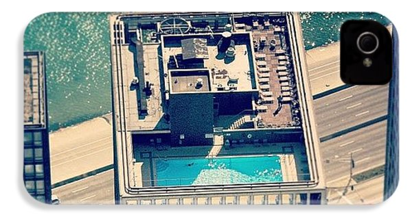 Summer In The City IPhone 4s Case by Jill Battaglia