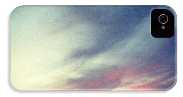 Sunset Clouds IPhone 4s Case