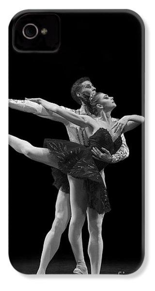 Swan Lake  Black Adagio  Russia  IPhone 4s Case