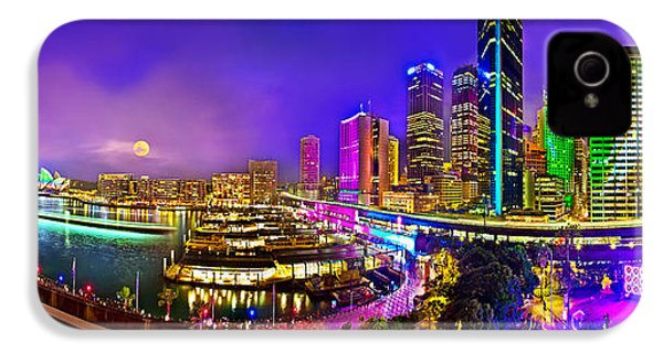 Sydney Vivid Festival IPhone 4s Case