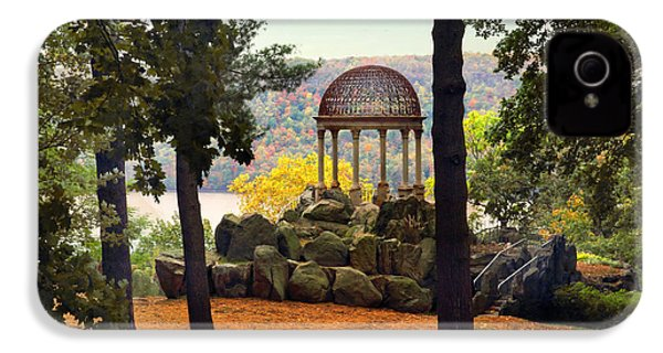 Temple Of Love In Autumn IPhone 4s Case