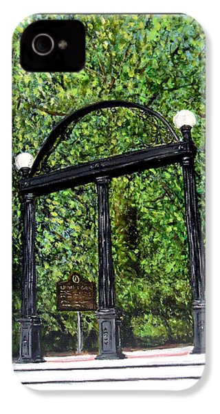 The Arch At Uga IPhone 4s Case