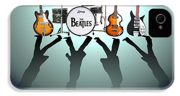 The Beatles IPhone 4s Case