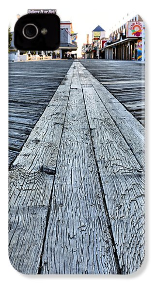 The Boardwalk IPhone 4s Case by JC Findley