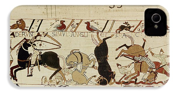 The Bayeux Tapestry IPhone 4s Case by French School