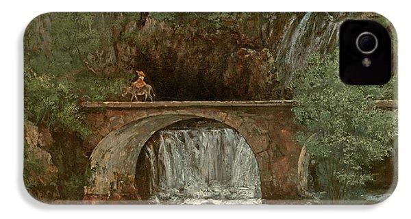 The Great Bridge, 1864 IPhone 4s Case