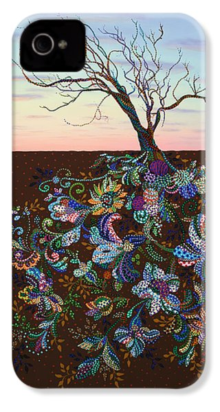The Journey IPhone 4s Case by James W Johnson