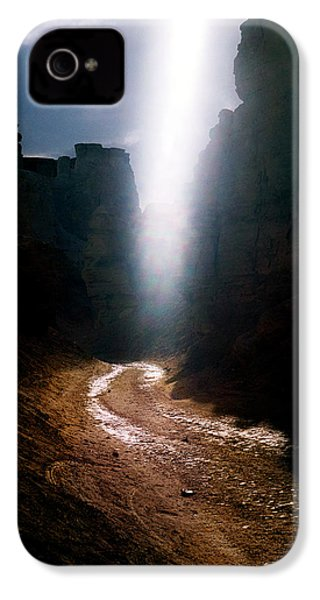 The Land Of Light IPhone 4s Case by Dubi Roman