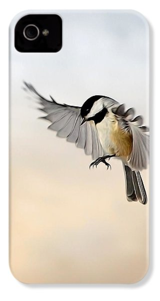 The Landing IPhone 4s Case by Bill Wakeley