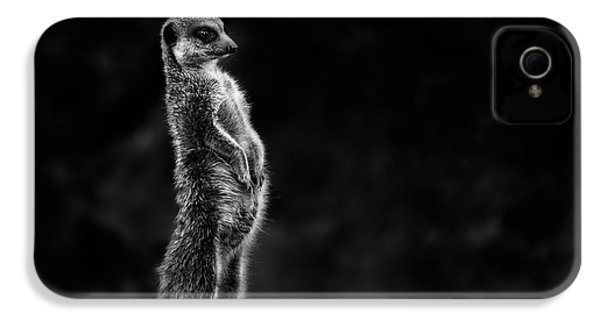 The Meerkat IPhone 4s Case