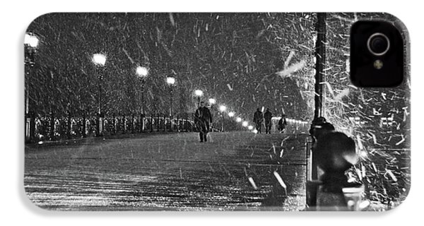 The Moscow Blizzard IPhone 4s Case