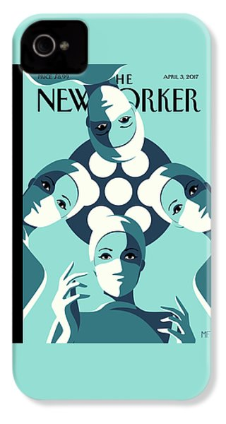 The Operating Theatre IPhone 4s Case