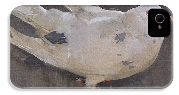 The Pigeon IPhone 4s Case by Joseph Crawhall