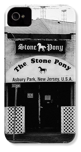 The Stone Pony IPhone 4s Case by Colleen Kammerer