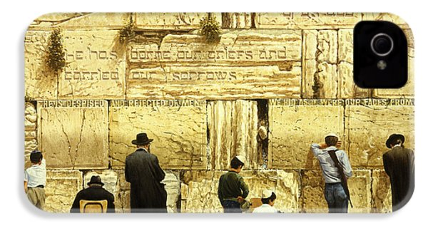 The Western Wall  Jerusalem IPhone 4s Case