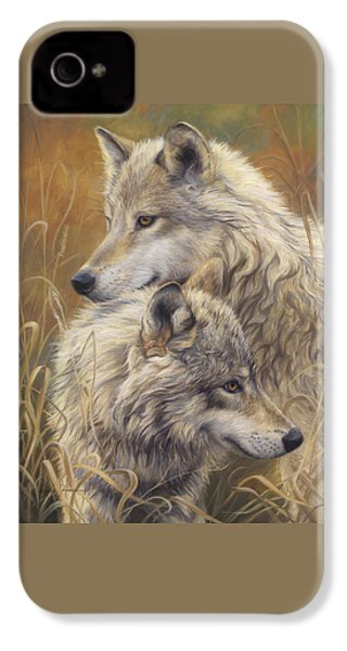 Together IPhone 4s Case by Lucie Bilodeau
