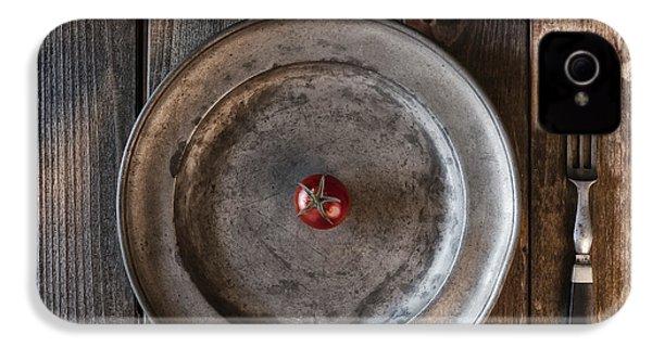 Tomato IPhone 4s Case by Joana Kruse