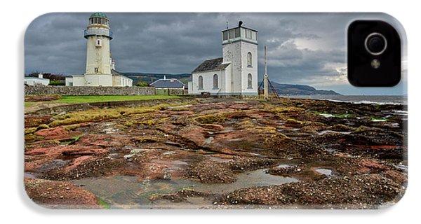 Toward Lighthouse  IPhone 4s Case by Gary Eason