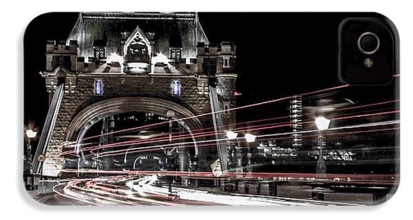 Tower Bridge London IPhone 4s Case by Martin Newman