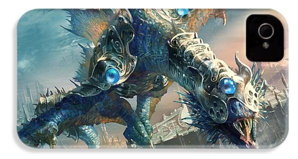 Tower Drake IPhone 4s Case by Ryan Barger