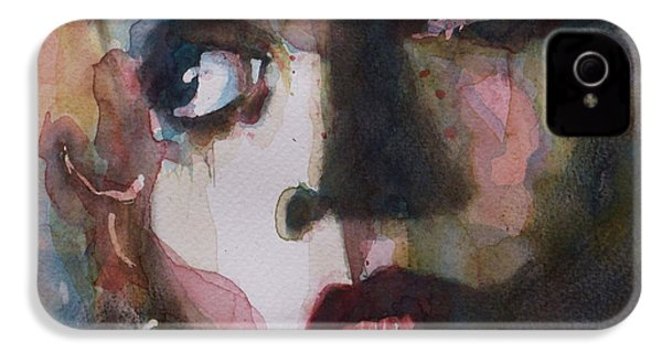 Twiggy Where Do You Go My Lovely IPhone 4s Case by Paul Lovering