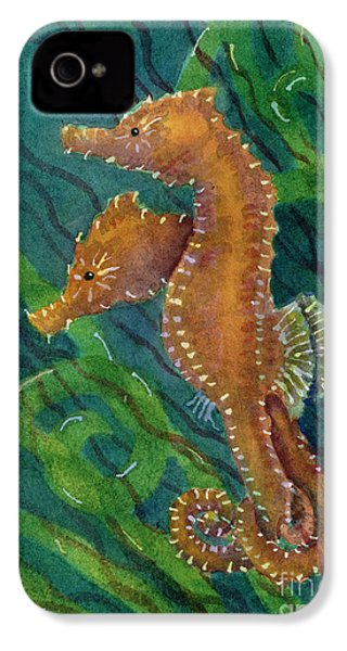 Two By Sea IPhone 4s Case by Amy Kirkpatrick