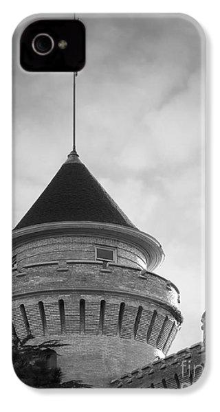 University Of Minnesota Armory  IPhone 4s Case by University Icons