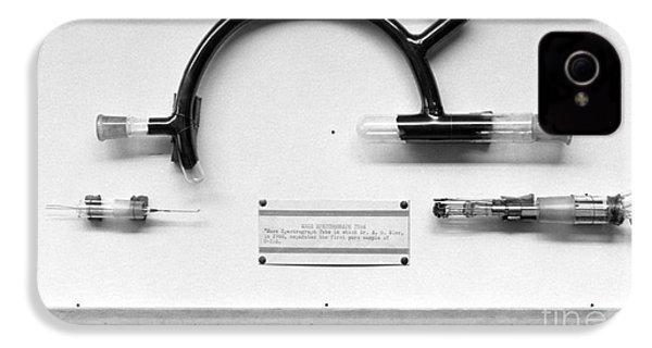 Uranium Separation Equipment, 1950s IPhone 4s Case by Emilio Segre Visual Archives/american Institute Of Physics