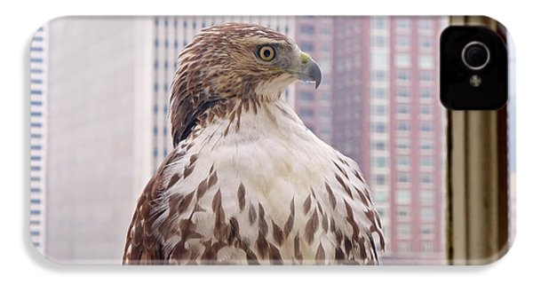 Urban Red-tailed Hawk IPhone 4s Case