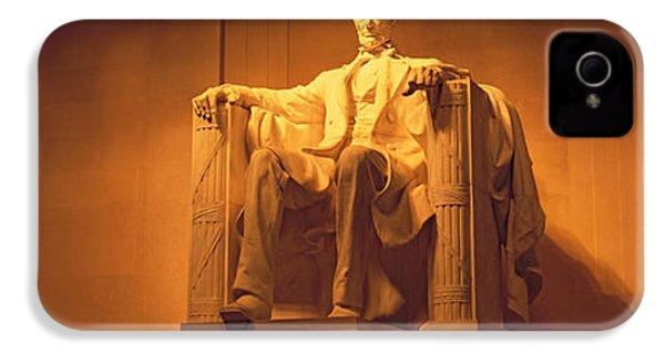 Usa, Washington Dc, Lincoln Memorial IPhone 4s Case