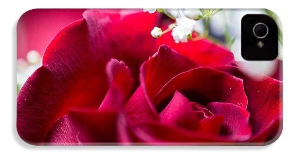 Valentine IPhone 4s Case by Alex Lapidus