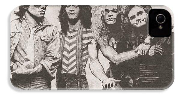 Van Halen IPhone 4s Case by Jeff Ridlen