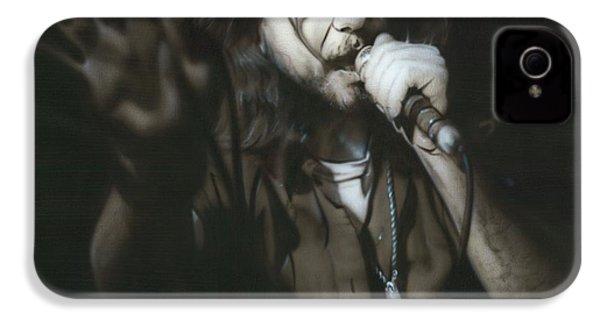 Eddie Vedder - ' Vedder IIi ' IPhone 4s Case by Christian Chapman Art