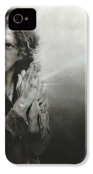 Eddie Vedder - ' Vedder Iv ' IPhone 4s Case