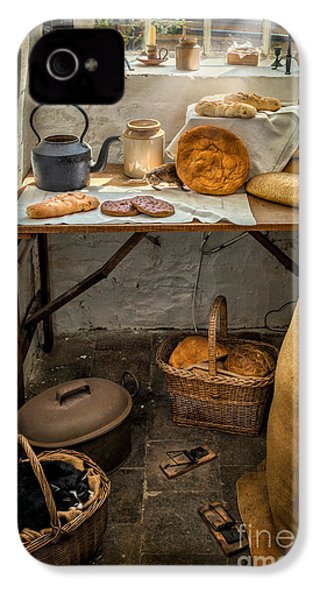 Victorian Bakers IPhone 4s Case by Adrian Evans