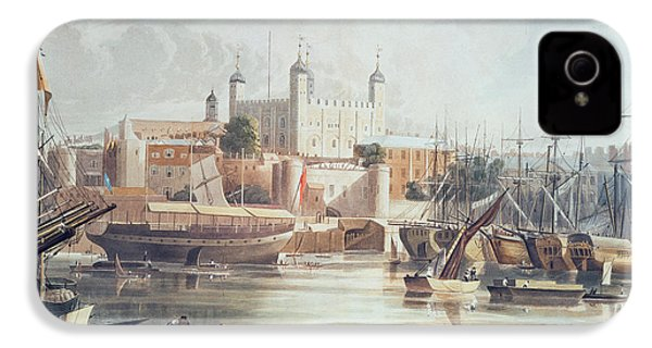 View Of The Tower Of London IPhone 4s Case by John Gendall
