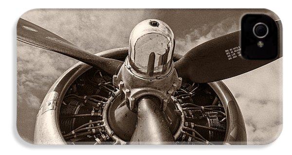 Vintage B-17 IPhone 4s Case