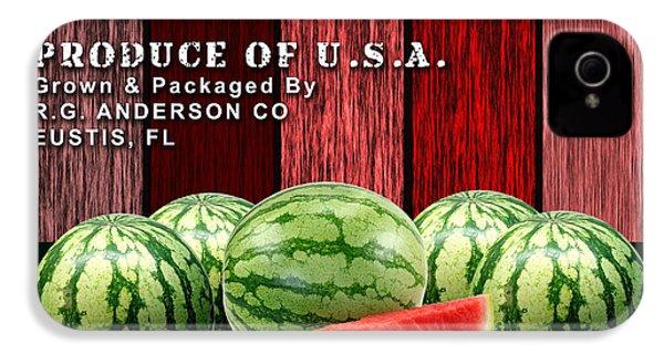 Watermelon Farm IPhone 4s Case