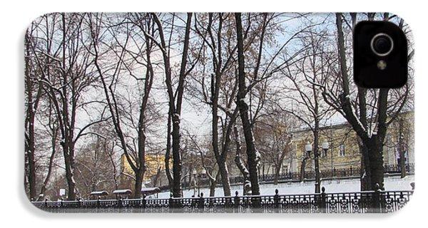 Winter Boulevard IPhone 4s Case