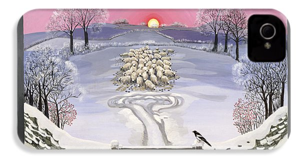 Winter IPhone 4s Case by Maggie Rowe