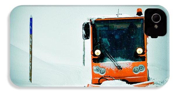 Winter Road Clearance IPhone 4s Case