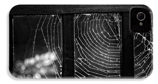 Wonder Web IPhone 4s Case by Carrie Ann Grippo-Pike