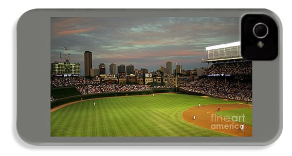 Wrigley Field At Dusk IPhone 4s Case