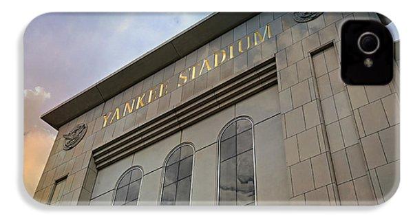 Yankee Stadium IPhone 4s Case by Stephen Stookey