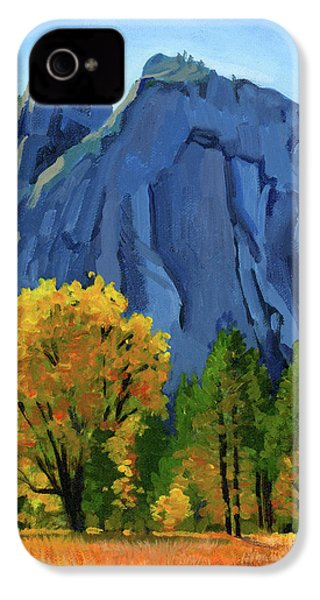 Yosemite Oaks IPhone 4s Case by Alice Leggett