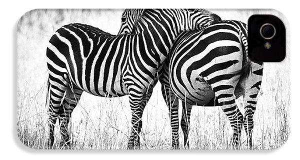 Zebra Love IPhone 4s Case