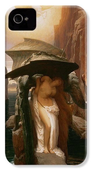 Perseus And Andromeda IPhone 4s Case by Frederic Leighton