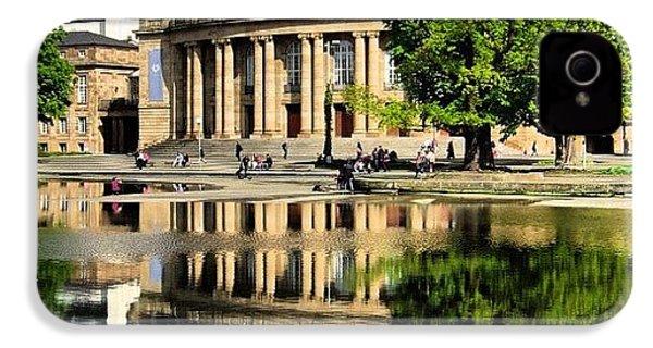 Stuttgart Staatstheater Staatsoper Opera Theatre Germany IPhone 4s Case
