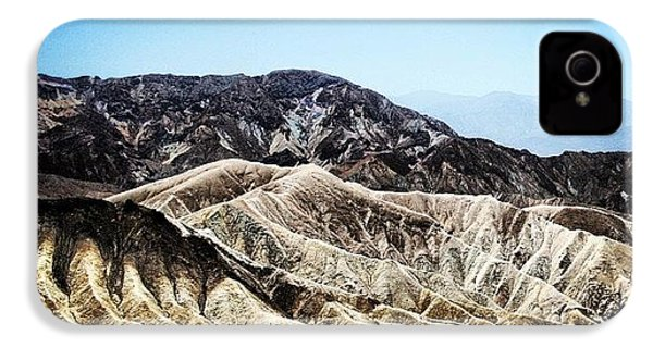 Death Valley IPhone 4s Case