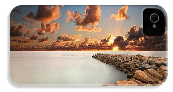 Instagram Photo IPhone 4s Case by Larry Marshall